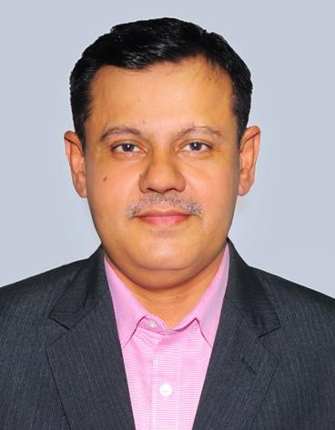 Mr. Rajiv Palicha
